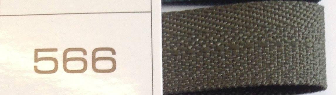 YKK Concealed Nylon Zip 23cms 9 LOVAT